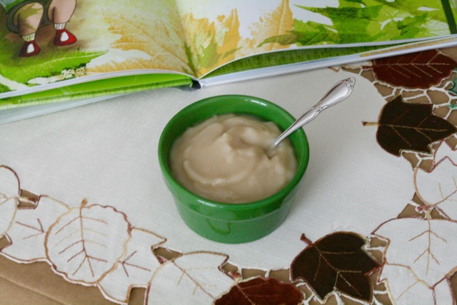 Maple Pudding recipe - Maple by Lori Nichols - offtheshelfblog.com
