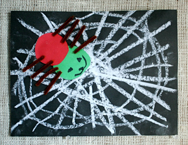 Very Busy Spiderwebs - The Very Busy Spider - Eric Carle - Off the Shelf