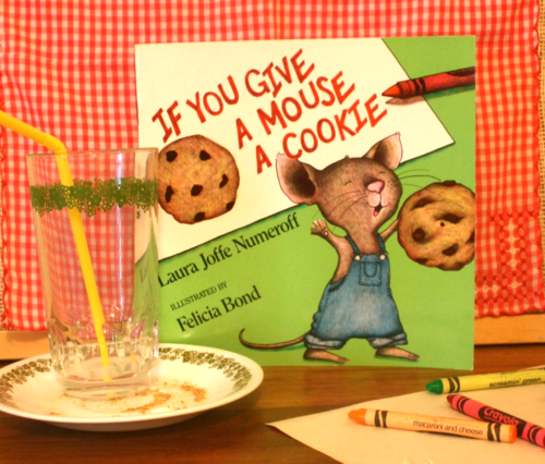 If You Give a Mouse a Cookie - offtheshelfblog.com